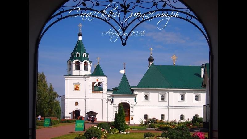 Муром. Август в Спасском монастыре / Murom. August in the Spassky Monastery