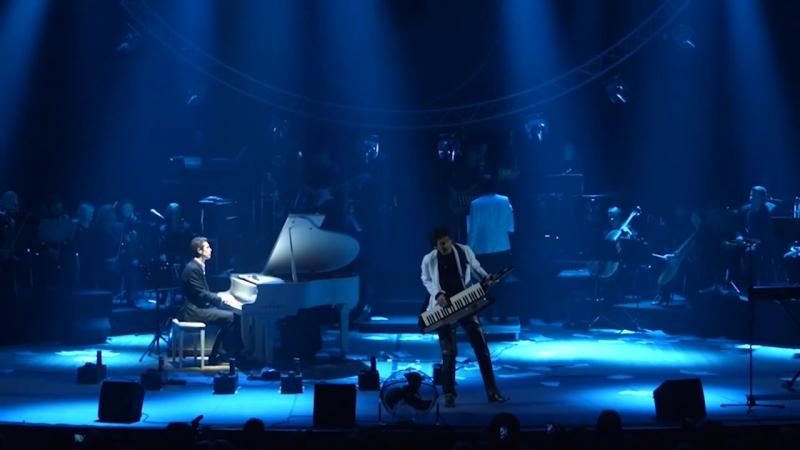 Didier Marouani и Евгений Хмара - Let Me Know the Wonder