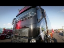 Volvo Trucks - The 'Ace of Spades' truck - as heavy metal as it gets - Welcome to my cab - light