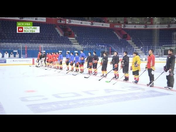 В Уфе стартуют II Российско-Китайские молодежные зимние игры