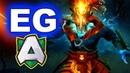 EG vs ALLIANCE GROUPS FINAL CHONGQING MAJOR DOTA 2