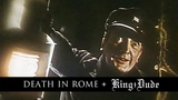 Death In Rome feat. King Dude - Just Dropped In (Kenny Rogers - Cover)