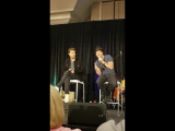 The Vampire Diaries Convention New Jersey (09-08-18)