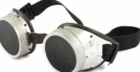 Сварочные очки.