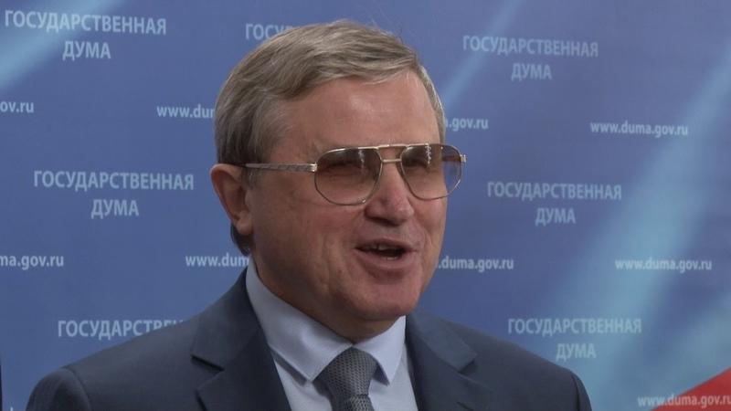 Выборы, пенсия. Д.А. Парфенов и О.Н. Смолин выступили перед журналистами в Госдуме