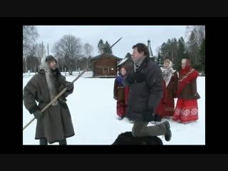 2 Хочу знать с Михаилом Ширвиндтом. Малые КОрелы, поморы. Архангельск.
