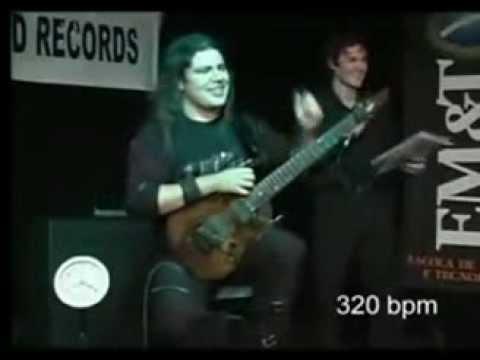 Мировой рекорд гитара Полет шмеля