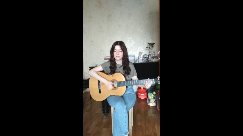 Дарья Никулина Мелодия северного ветра(cover А. Павлова)