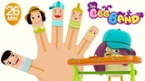 Finger Family and ABC, Numbers &amp Colors Songs for Children from the Egg Band