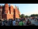 Суббота в Москве. Футбольная столица. лето 2018