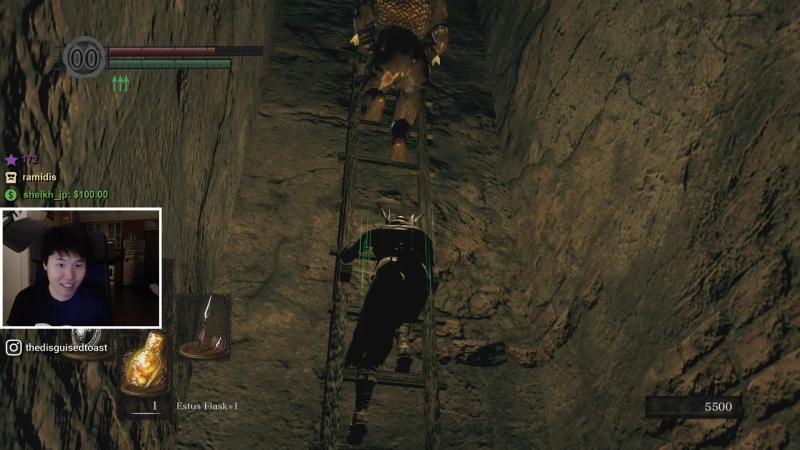 Dark Souls broke yet another man