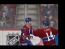 Голы третьей игры серии Montreal Canadiens - Buffalo Sabres.полуфинал