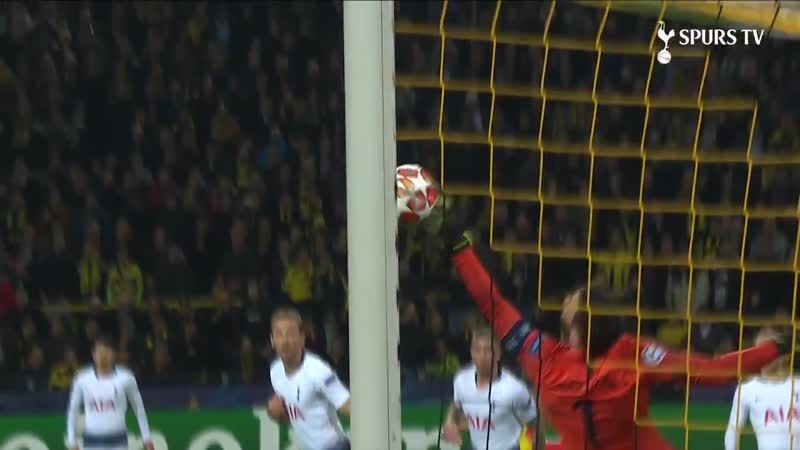 Lloris vs Dortmund