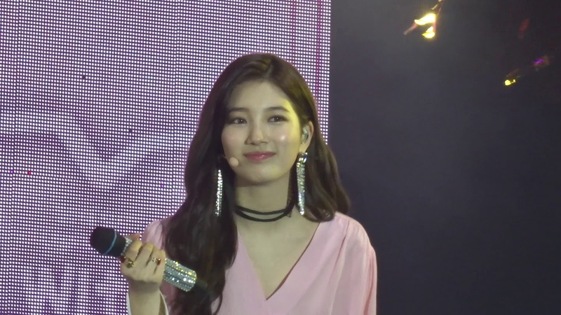 180526 Suzy (수지) Fan Meeting WITH in Hong Kong - Holiday Intro SObeR Game I Love You Boy