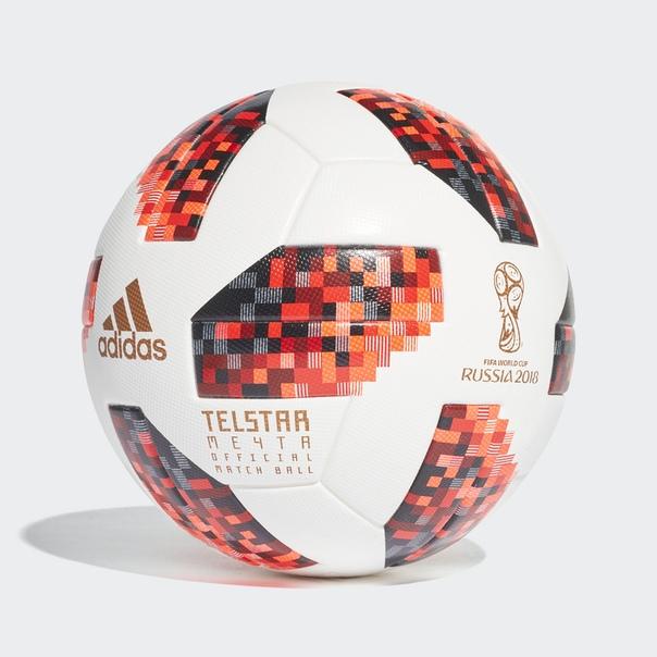 Telstar Мечта - официальный игровой мяч 2018 FIFA World Cup Russia™ Knockout