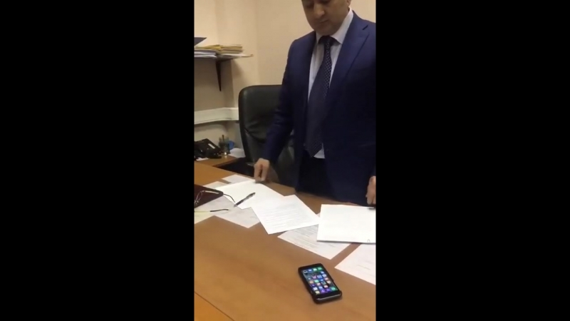 Задержан Магомед Хизриев