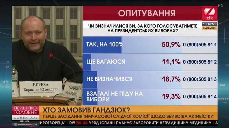 Береза вважає, що представники Херсонщини, фактично, бойкотували засідання ТСК