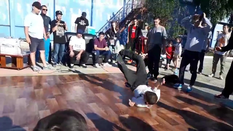 New West Crew vs Evolvers Crew (СТИЛИСИБИРИ2018)