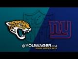 Week 01 09.09.2018 JAX Jaguars @ NY Giants