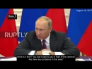 Putin death stare- Snoozing officials poop pants.mp4