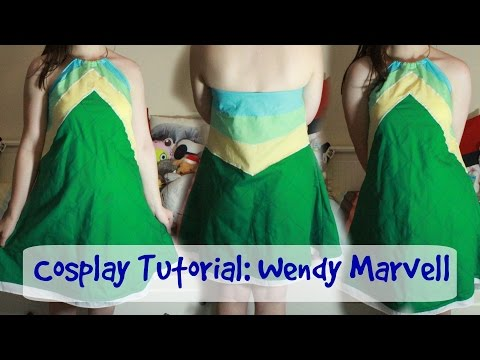 COSPLAY TUTORIAL | Fairy Tail: Wendy Marvell | Outfit 2