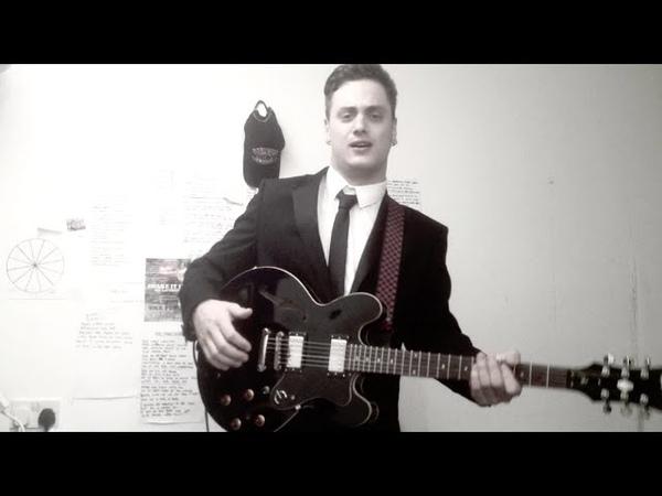 Johnny Cash - Cocaine Blues cover by Sean Jackson