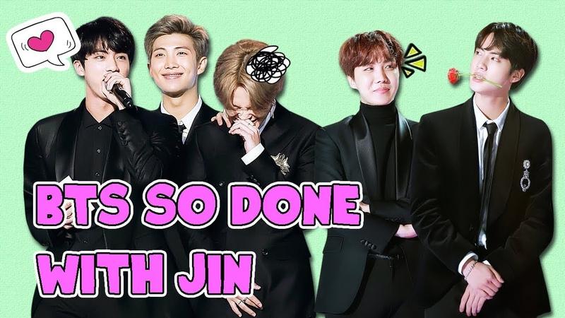 (방탄소년단/防弾少年団) BTS So Done With Jin Kpop [VGK]
