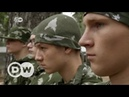 Inside Russia's military summer camps | DW English