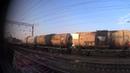 Отправление со ст. Лиски (из окна поезда)