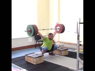 Андрей Арямнов 185 кг