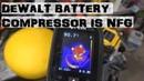 BOLTR: RUN TEST DeWalt Compressor | Stupid Idea