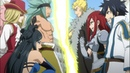 Fairy tail [Grand Magic Games - AMV] Ashes Remain - On My Own
