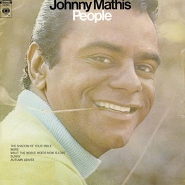Johnny Mathis альбом People