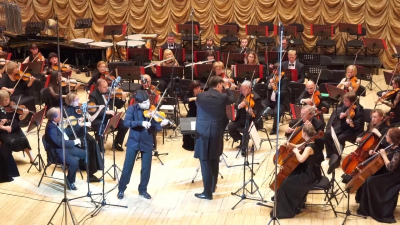 Петр Чайковский Пьеса для скрипки и оркестра №1 Размышление