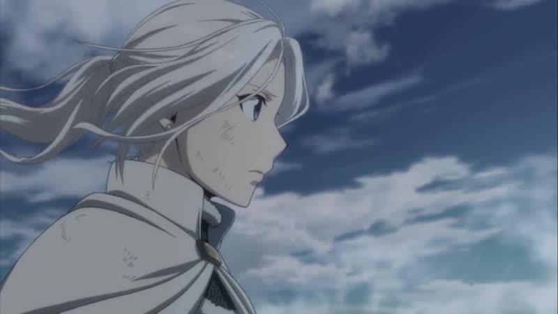 【MAD】ARSLAN War history  Touches the Walls  Япония japan Anime MAD animation