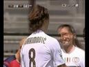 24 05 2009 Чемпионат Италии 37 тур Кальяри Интер Милан 2 1