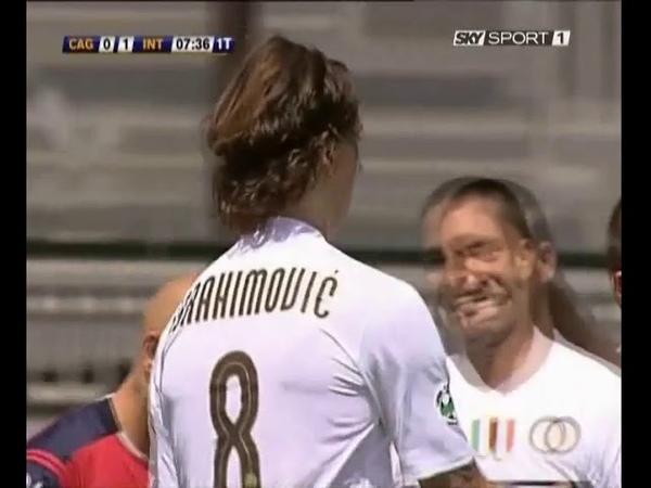 24.05.2009 Чемпионат Италии 37 тур Кальяри - Интер (Милан) 2:1