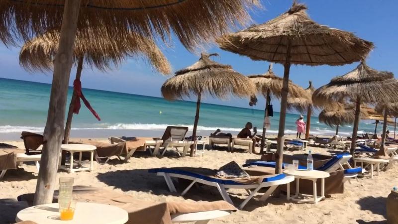 Тунис остров Джерба🌴☀️
