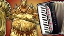 Ornstein Smough Dark Souls accordion cover