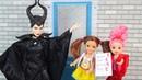 Провалила Задание или Обманула Мультик Барби Про Школу Игрушки Для девочек IkuklaTV