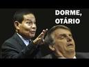Mourão será o Temer de Bolsonaro