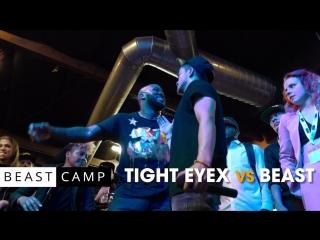 Tight Eyex vs Beast [KRUMP] -- .stance -- Beast Camp USA Championship