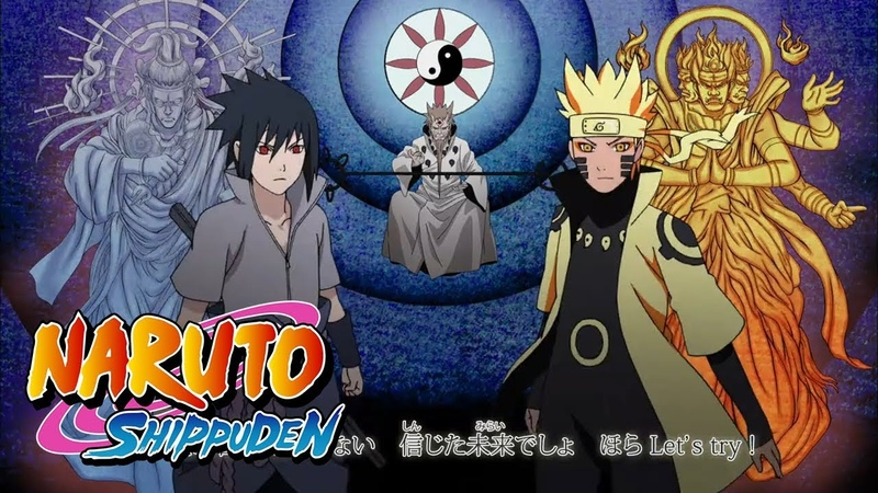 Naruto Shippuden Opening 17 | Kaze (HD)