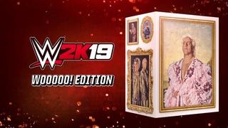 WWE 2K19 Wooooo! Edition Featuring Ric Flair