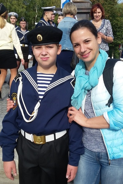 Элина Якушина