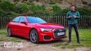 Игорь Бурцев: Тест-Драйв Audi A6 Sedan 55 TFSI quattro | Audi Info