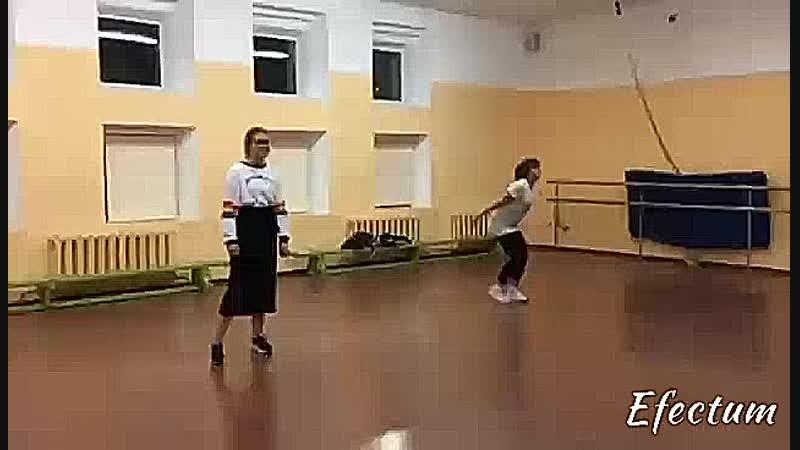 Мы учиим новый танец . Как вам он мне нравится 💥💥💥💥😀