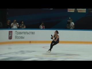 Алина Загитова ПП Контрольные прокаты 2018-2019 Alina Zagitova FS Open Skates