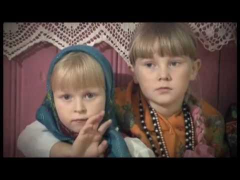Блондины в пинежской Нюхче