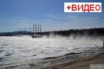21.04.2018 - Весенний водосброс-2018 на Жигулевской ГЭС